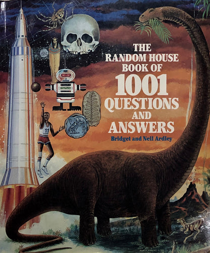 The Random Book of 1001 Questions and Answers