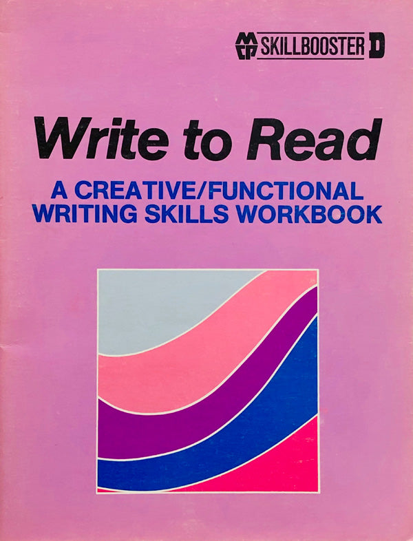 Write To Read - Skillbooster D