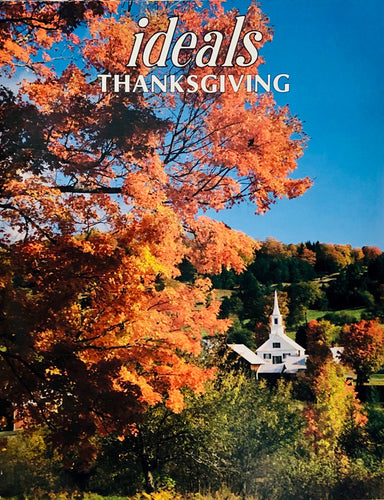 Thanksgiving Ideals  - Vol. 50, No 7