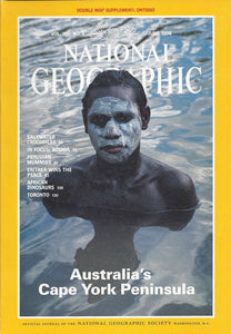National Geographic: June 1996