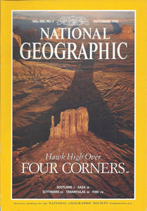 National Geographic: Sept. 1996