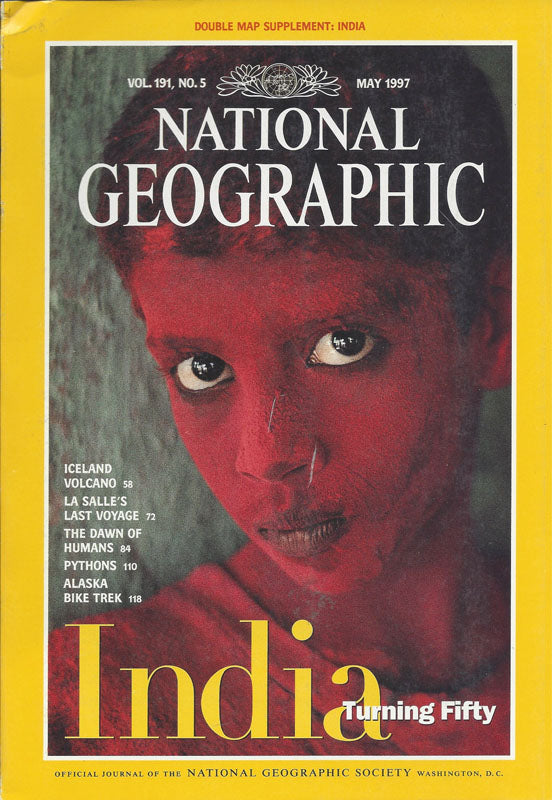 National Geographic: May 1997