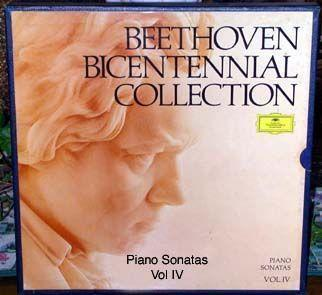 Beethoven Bicentennial Collection Piano Sonatas Vol IV