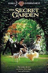 The Secret Garden - VHS Video