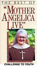 Challenge to Youth - The Best of Mother Angelica - VHS Video