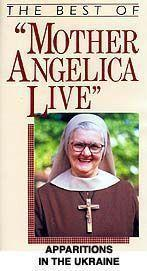Apparitions In the Ukraine - The Best of Mother Angelica - VHS Video