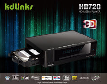 Load image into Gallery viewer, HD720 Media Player - KDLINKS Electronics