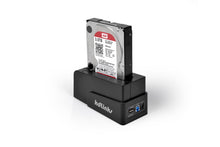 "Load image into Gallery viewer, KDLINKS® USB 3.0/2.0 ESATA 2.5""/3.5"" SATA HARD DRIVE DOCKING STATION - KDLINKS Electronics"