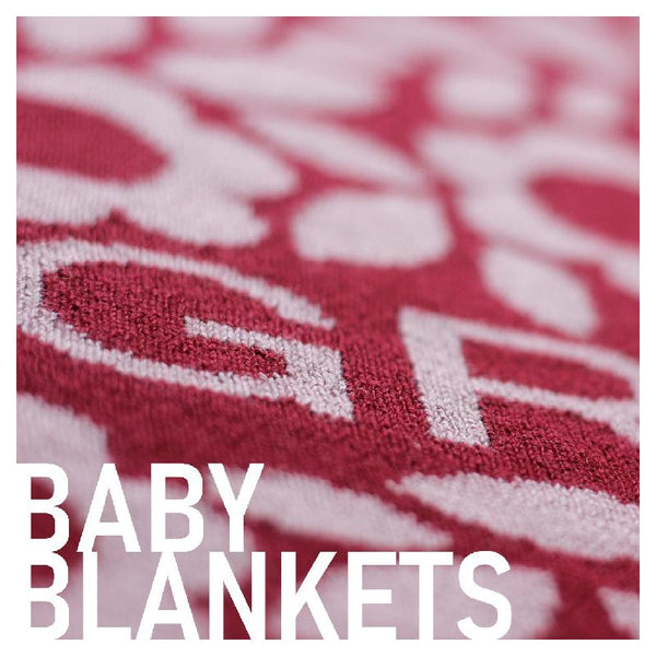 NEW - PERSONALISED BABY BLANKETS