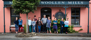 Lough derg tour woollen mills shop