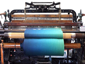 Hattersley domestic loom in East Clare Ireland