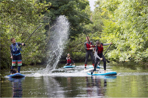 Stand Up Paddling River Shannon Killaoe Activities