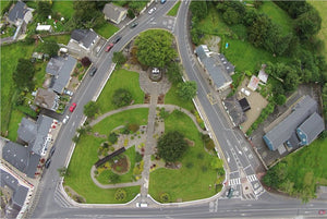 Aerial Image of Tuamgraney Village IHH