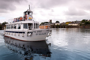 The Spirit of Kialloe River Cruise Lough Derg