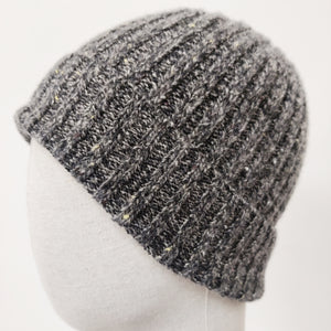 WOOL & CASHMERE HAT