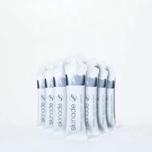 Skinade 30 Day Supply - Travel Sachets