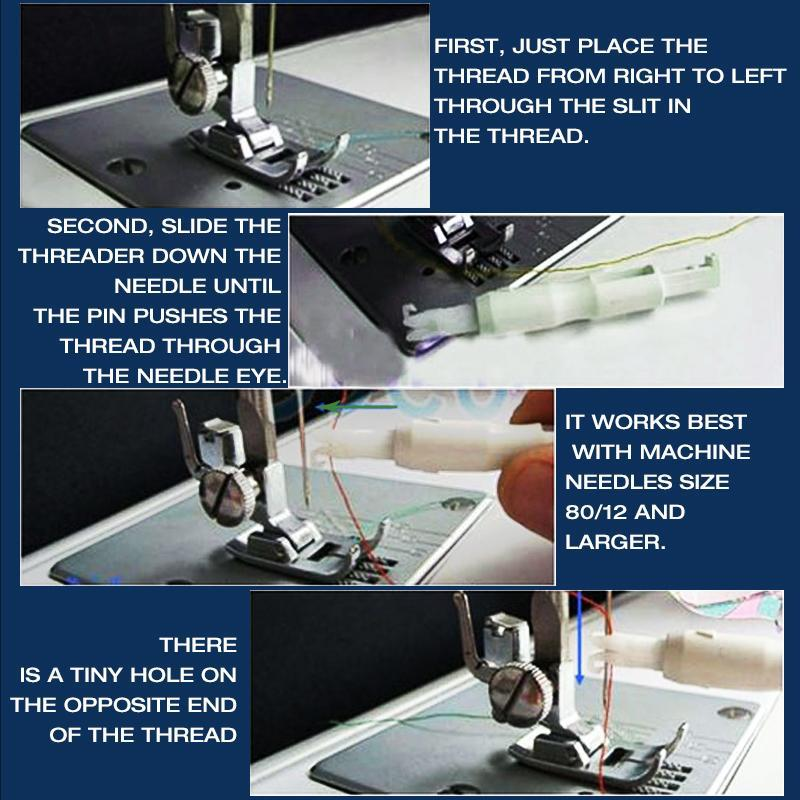 Sewing Machine Threading Machines