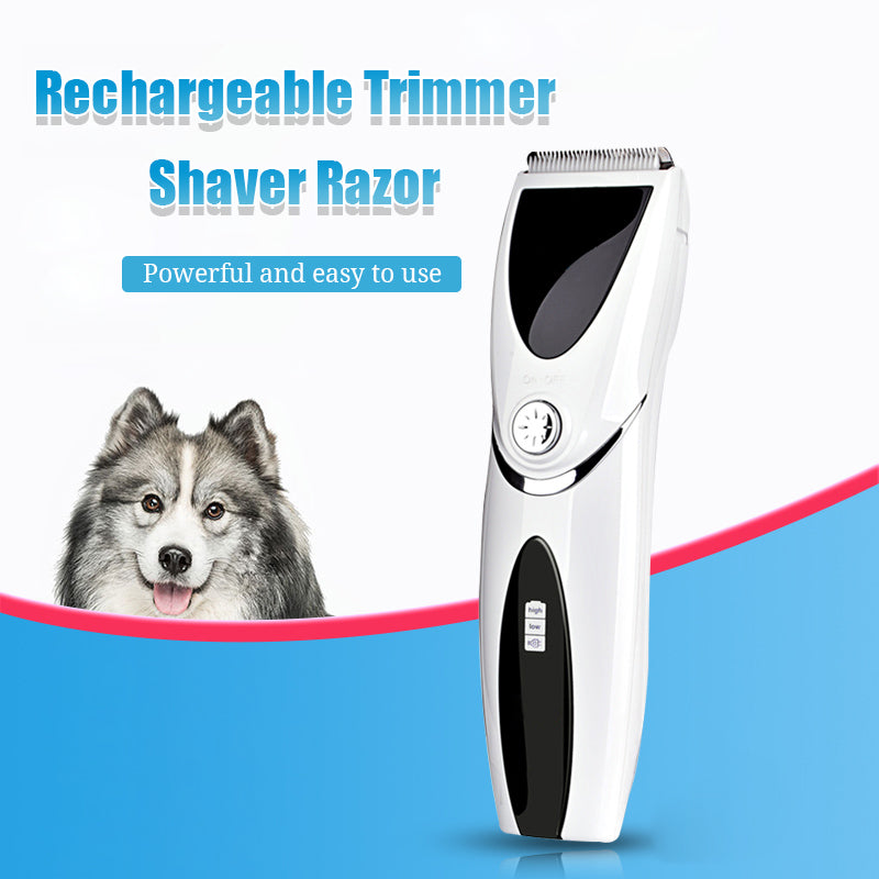 Rechargeable Trimmer Shaver Razor