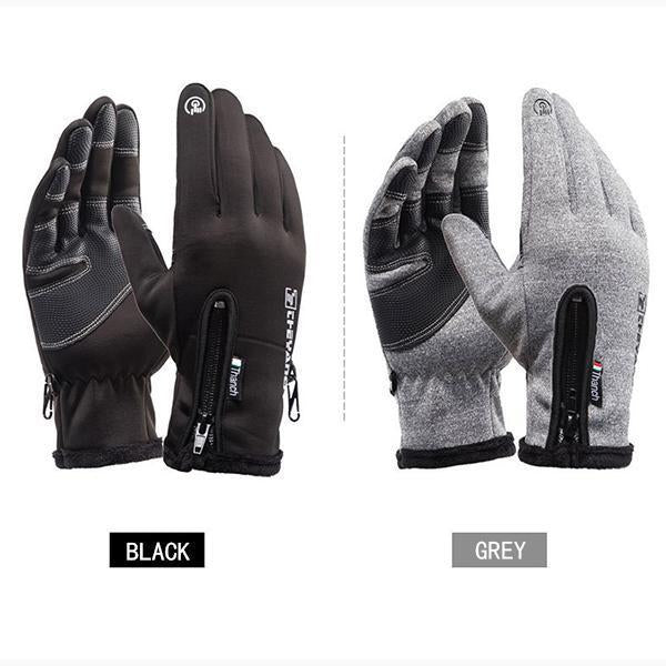 Mens Winter Warm Gloves