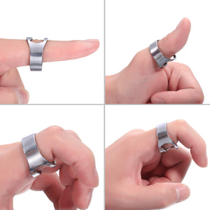 Creative Versatile Finger Bottle Opener