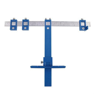 Adjustable Punch Positioning Ruler(1 Set)