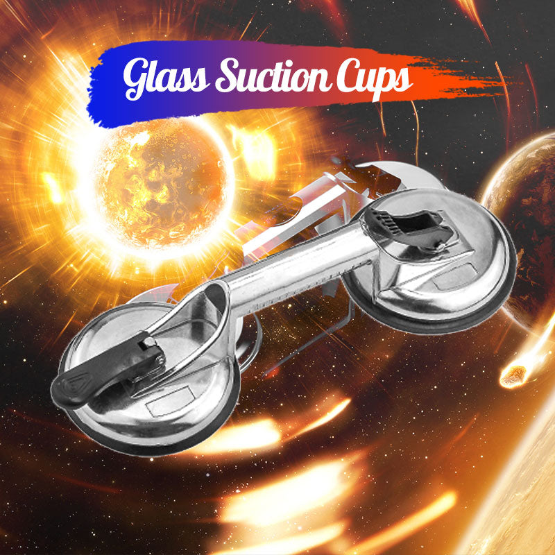 Glass Suction Cups
