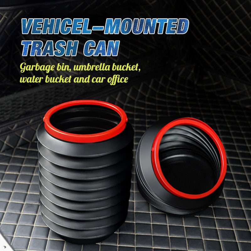 Vehicel-mounted Trash Can