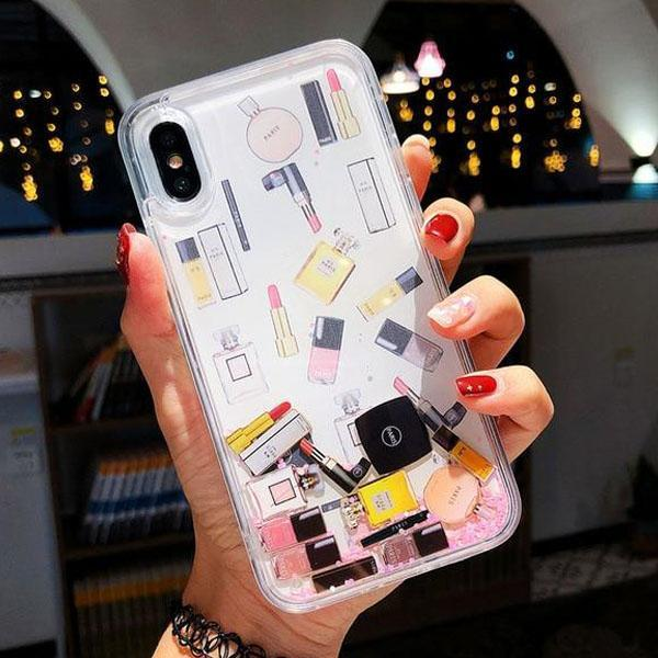 Makeup Quicksand Phone Case