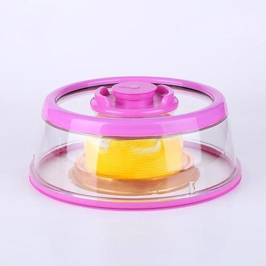 Vacuum Food Sealer (PINK)