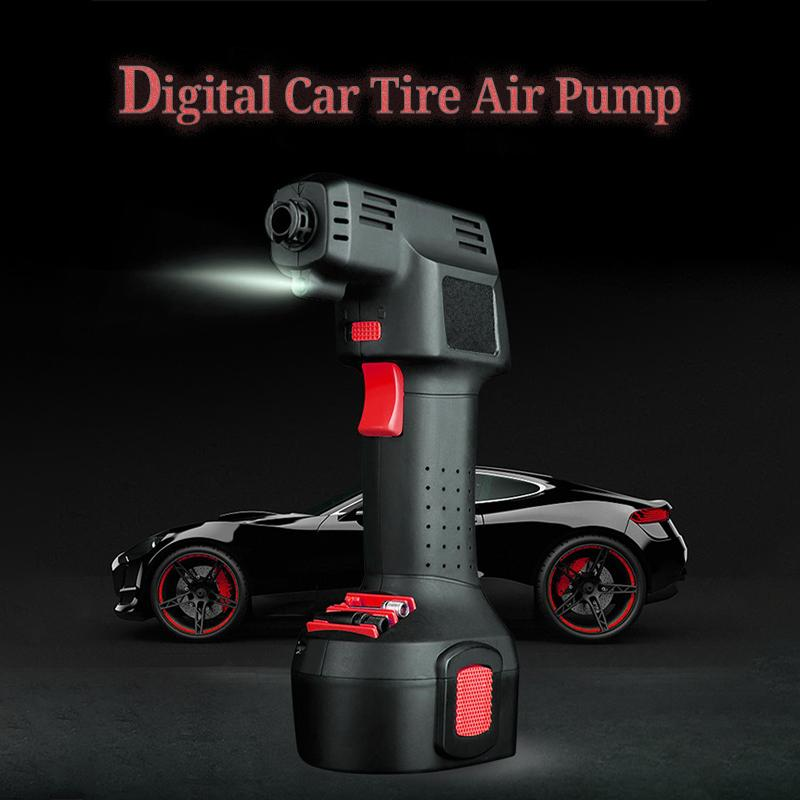 Digital Car Tire Air Pump(1 Set)