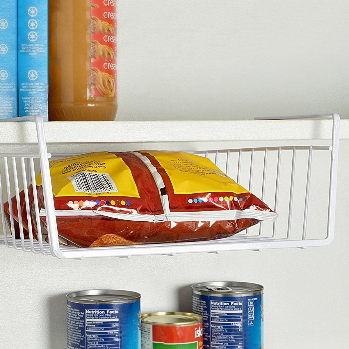 Shelf Storage Basket