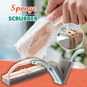 Foldable Sponge Cleaning Brush