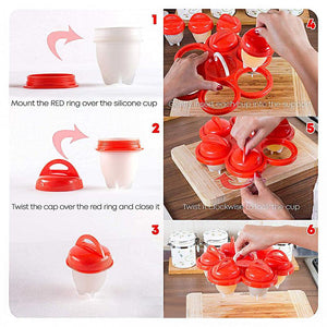 Egg Cooker (6Pcs)
