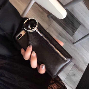 Chic Wallet Phone Case