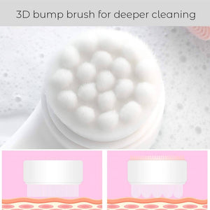 3D Double-sided Facial Cleaning Brush