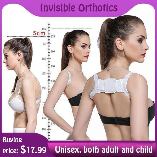 Invisible Back Posture Orthotics-Factory Outlets