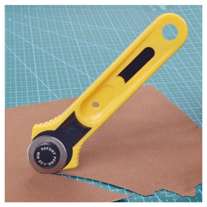 28mm Roller Round Rotary Cutter Knife