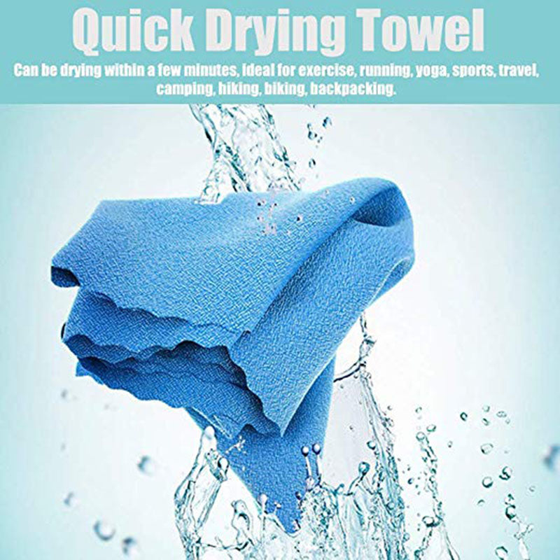 Mini Portable Quick Dry Towel