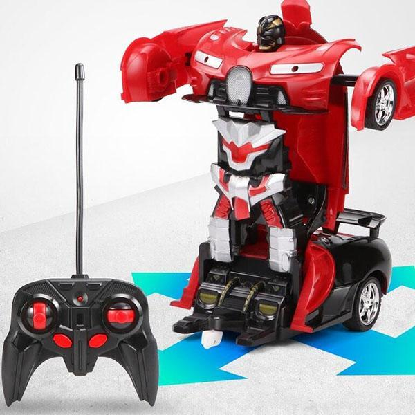 Telecontrol  Morphing Toy Car