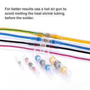 Waterproof Solder Wire Connectors(1 Set)