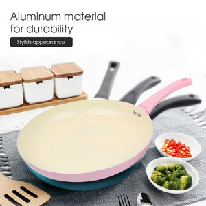 Ceramic Open Non-Stick Frypan