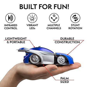 Anti-gravity remote control car