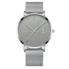 Waterproof Men Minimalist Quartz Watch  19.99(1pck)