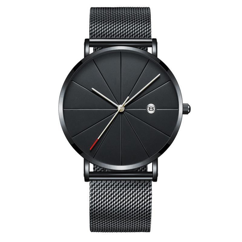 Waterproof Men Minimalist Quartz Watch