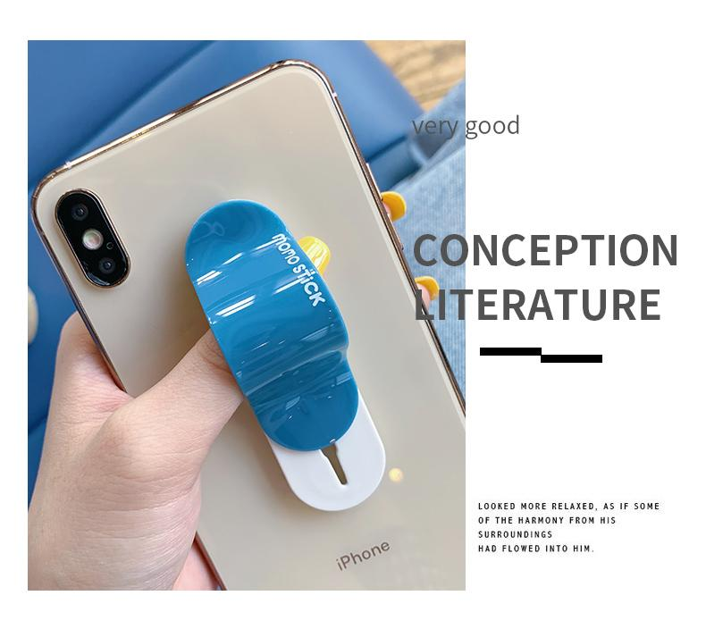 MAGIC STICKER PHONE HOLDER