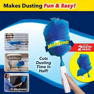Electric Rotary Duster(1 Set)