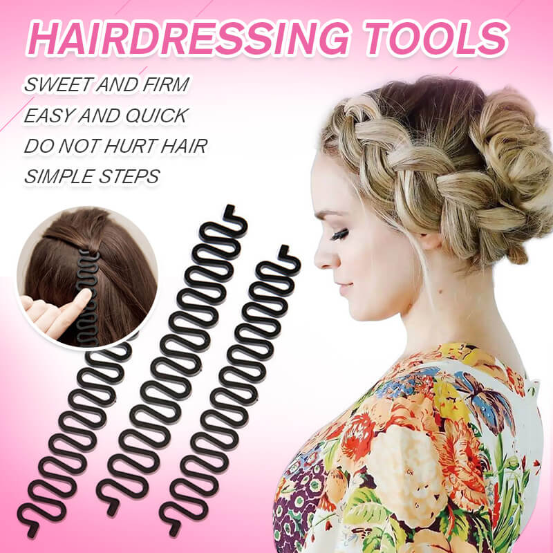 Hairdressing Tools ( 3 PCS )