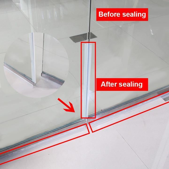 Weather Stripping Door Seal Strip (5M)