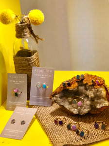 Druzy Rings - Shop Realign