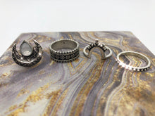 Moon Gazer Ring Stack - Shop Realign